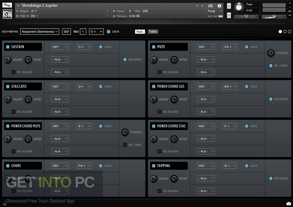 Impact Soundworks - Shreddage 3 Jupiter Kontakt Offline Installer Download-GetintoPC.com