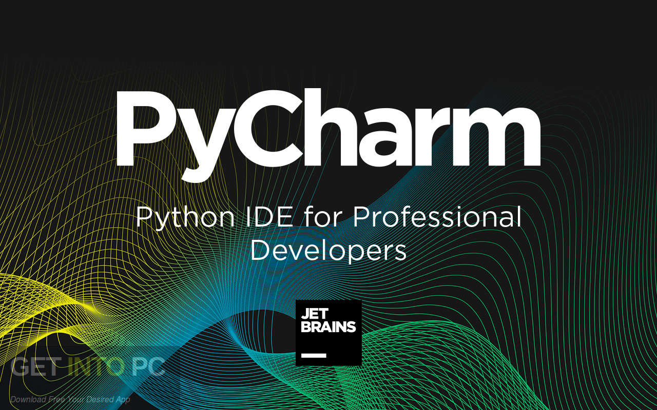 JetBrains PyCharm Pro 2019 Free Download-GetintoPC.com