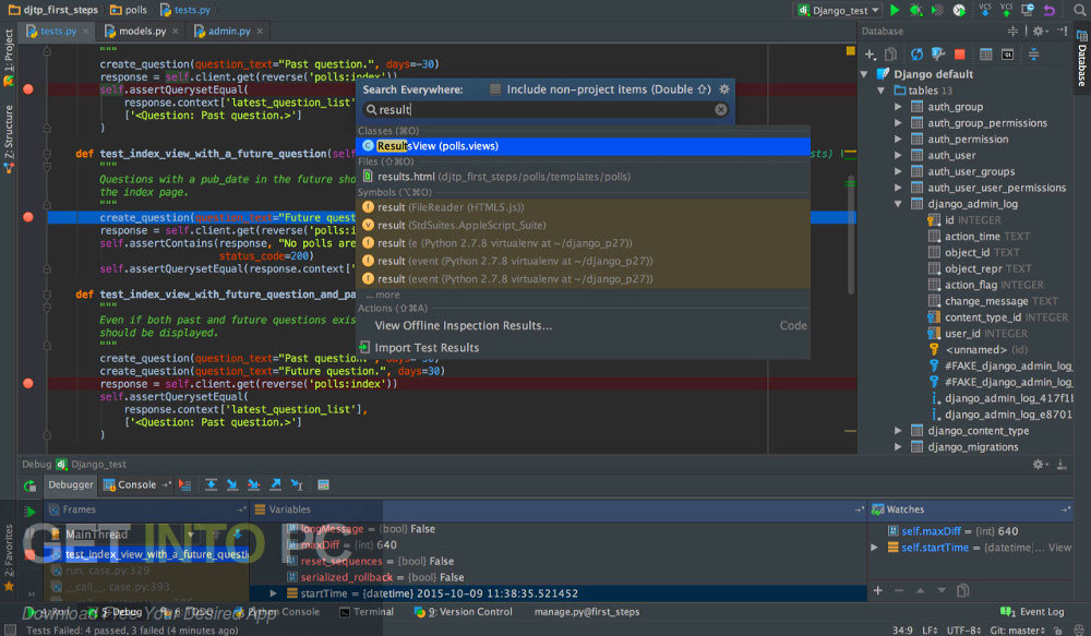 JetBrains PyCharm Pro 2019 Latest Version Download-GetintoPC.com