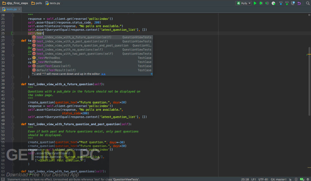 JetBrains PyCharm Pro 2019 Offline Installer Download-GetintoPC.com