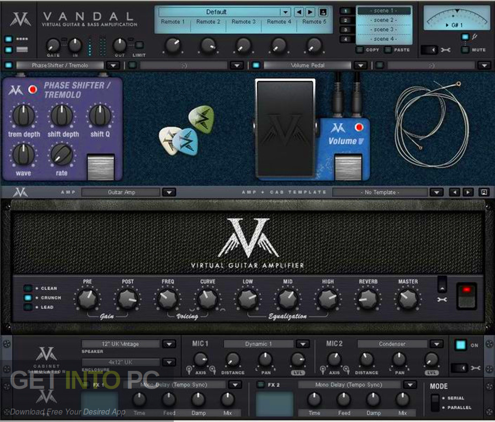 MAGIX - Vandal VST Direct Link Download-GetintoPC.com