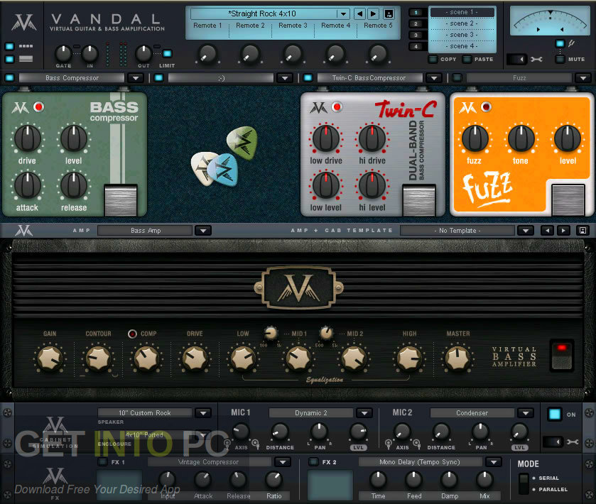 MAGIX - Vandal VST Offline Installer Download-GetintoPC.com