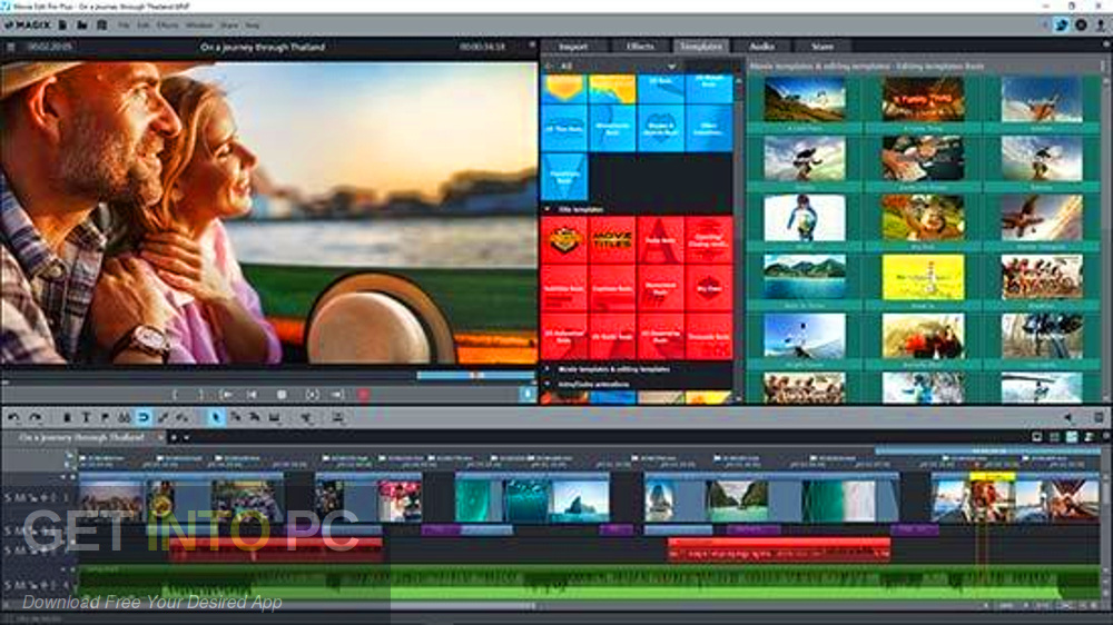 MAGIX Video Pro 2019 X10 Offline Installer Download-GetintoPC.com