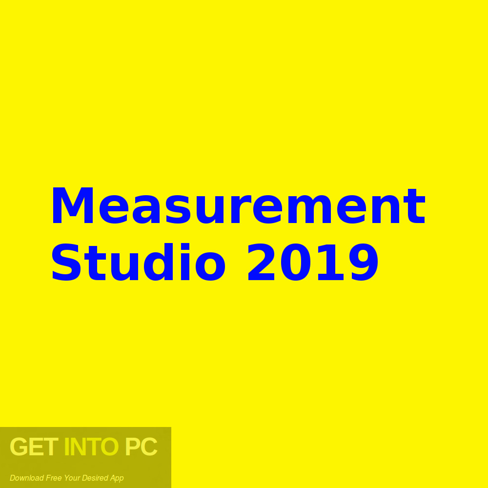 Measurement Studio 2019 Free Download-GetintoPC.com
