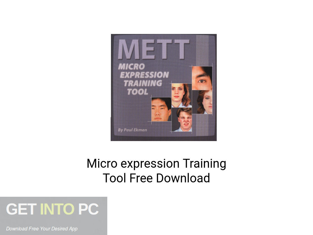 the micro expression training tool free download
