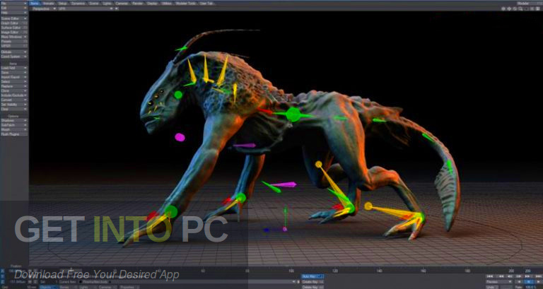 NewTek LightWave 3D 2019 Direct Link Download-GetintoPC.com