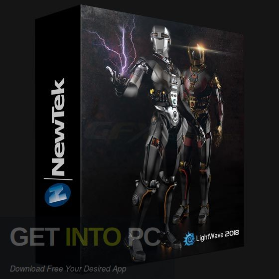 NewTek LightWave 3D 2019 Offline Installer Download-GetintoPC.com