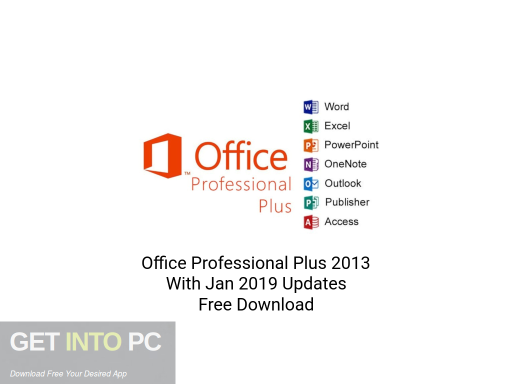 download office professional plus 2013 with may 2019 updates