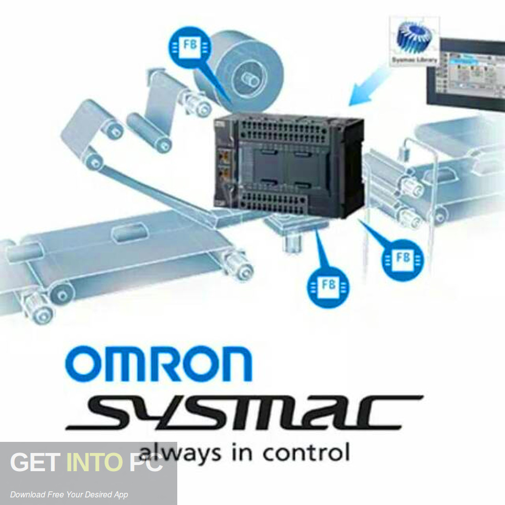 Omron Sysmac Studio 2020 Free Download