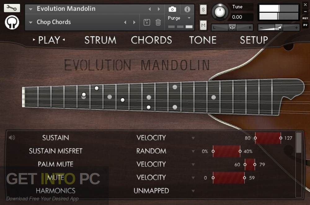 Orange Tree Samples - Evolution Mandolin (KONTAKT) Latest Version Download-GetintoPC.com
