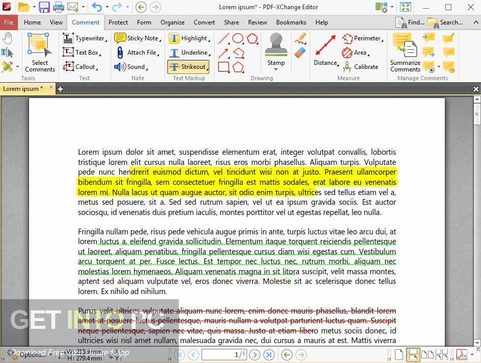 PDF-XChange Editor Plus 2020 Latest Version Download