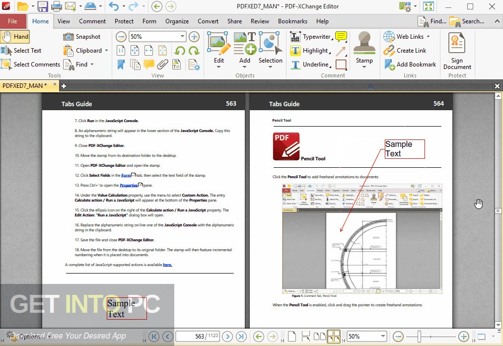 PDF-XChange Editor Plus 2020 Direct Link Download