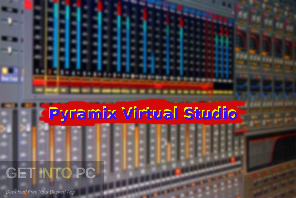 Pyramix Virtual Studio Free Download-GetintoPC.com