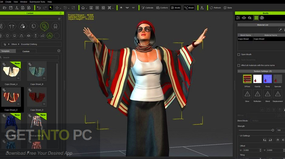Reallusion Character Creator 2020 Offline Installer Download