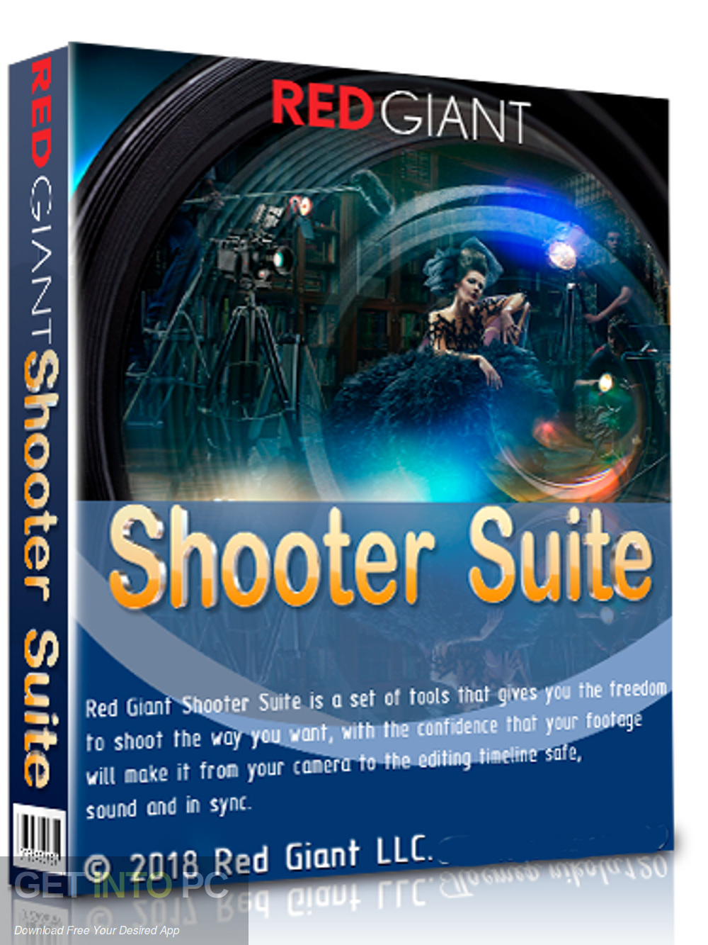 Red Giant Shooter Suite 2018 Free Download-GetintoPC.com