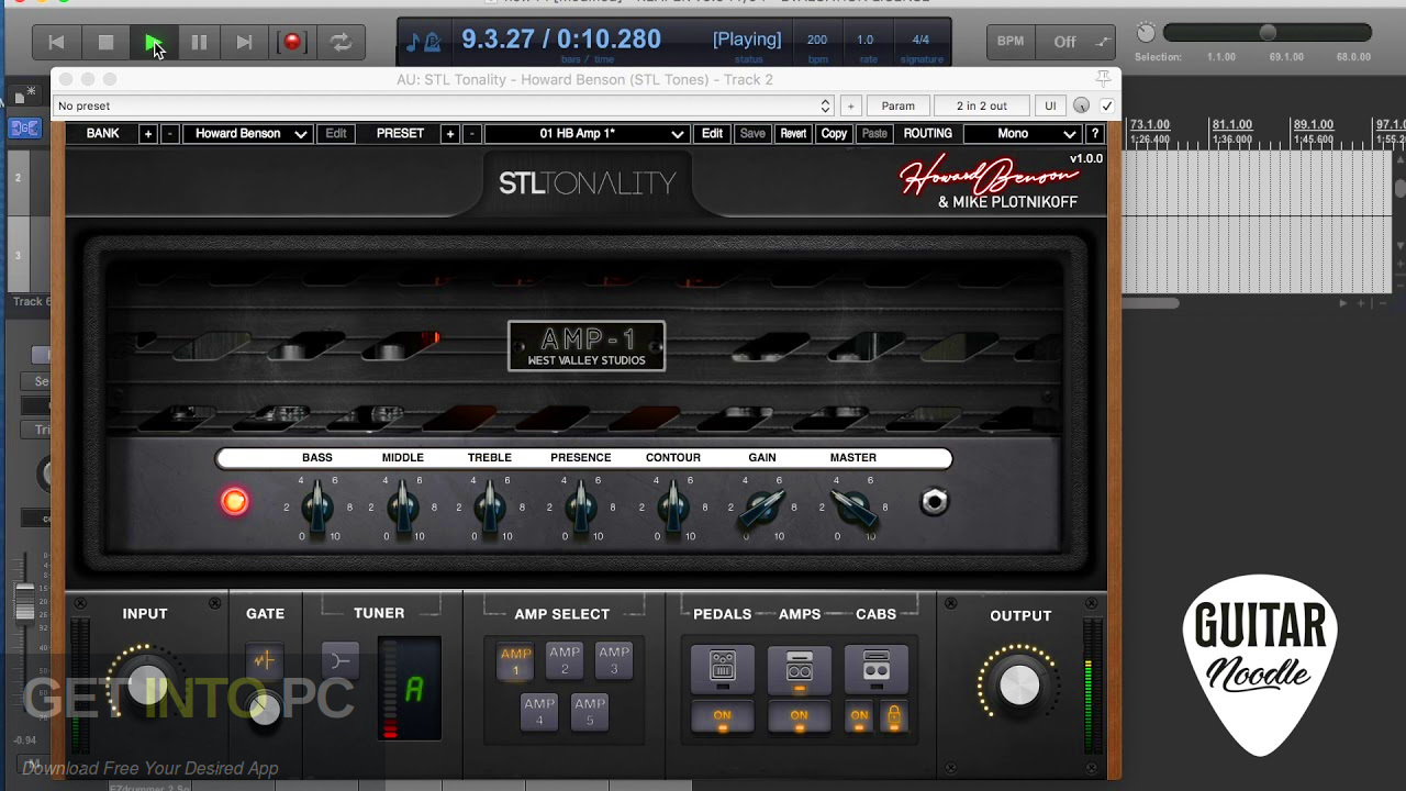 STL Tonality Howard Benson VST Direct Link Download-GetintoPC.com
