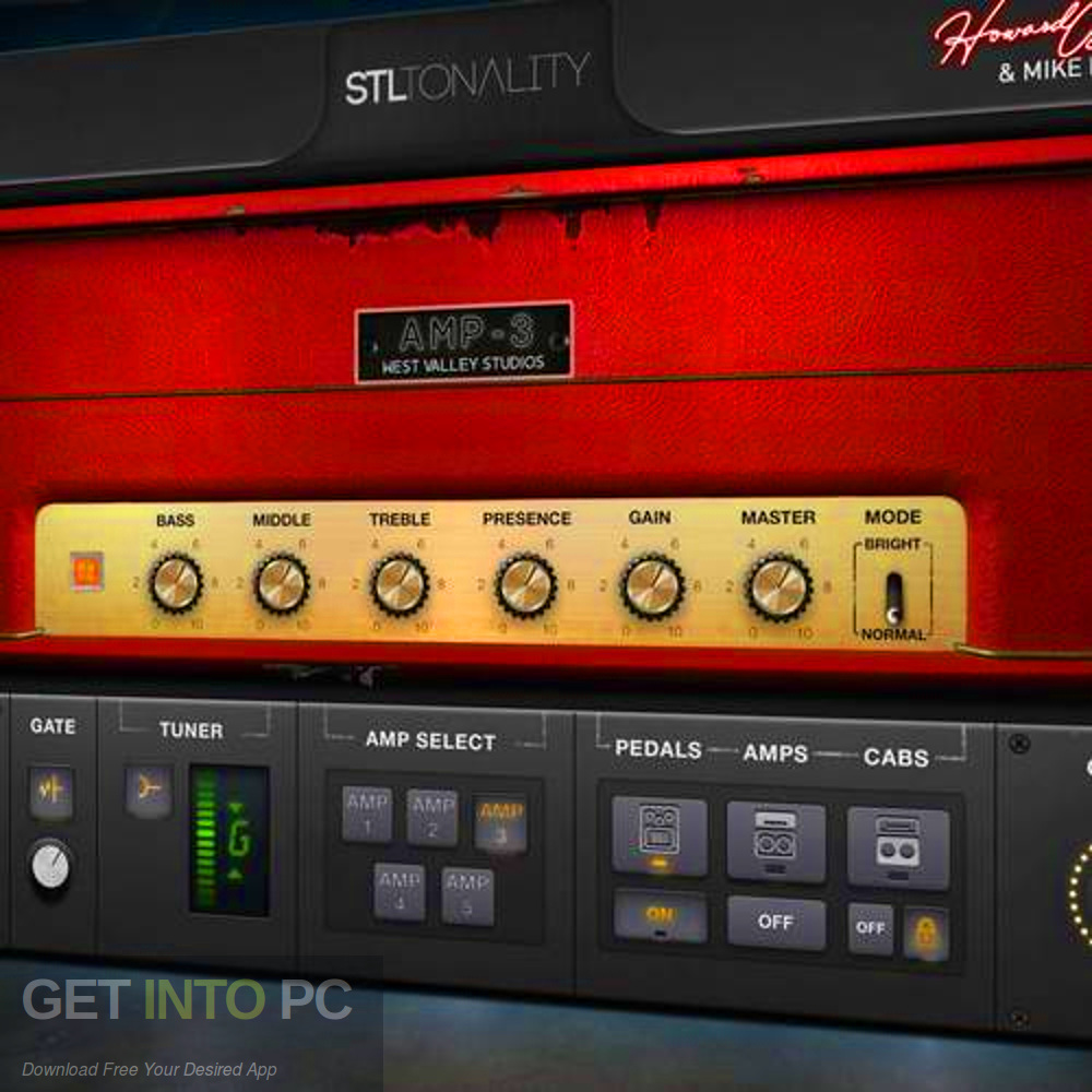 STL Tonality Howard Benson VST Free Download-GetintoPC.com