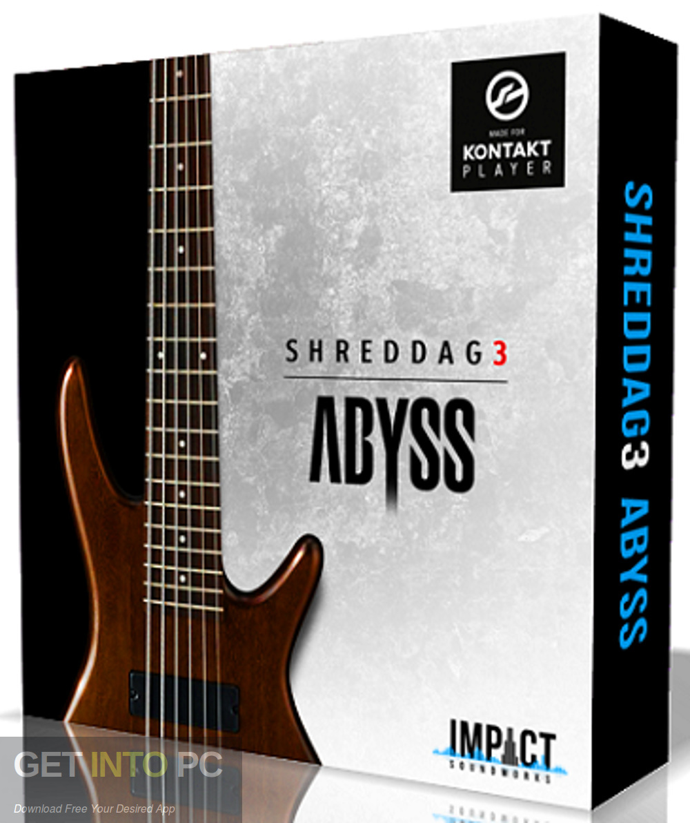 Shreddage 3 Abyss (KONTAKT) Free Download-GetintoPC.com