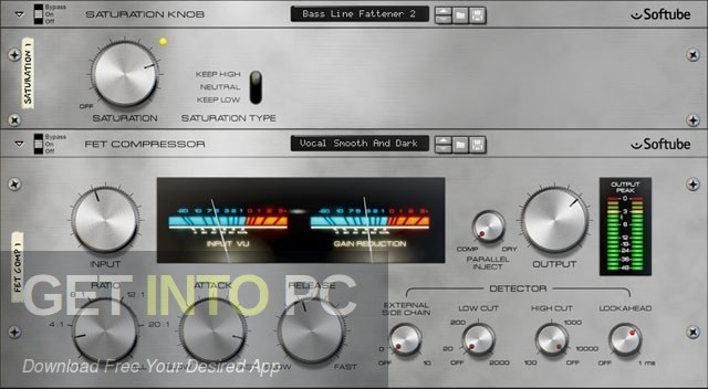 SoftTube - Saturation Knob VST Direct Link Download-GetintoPC.com