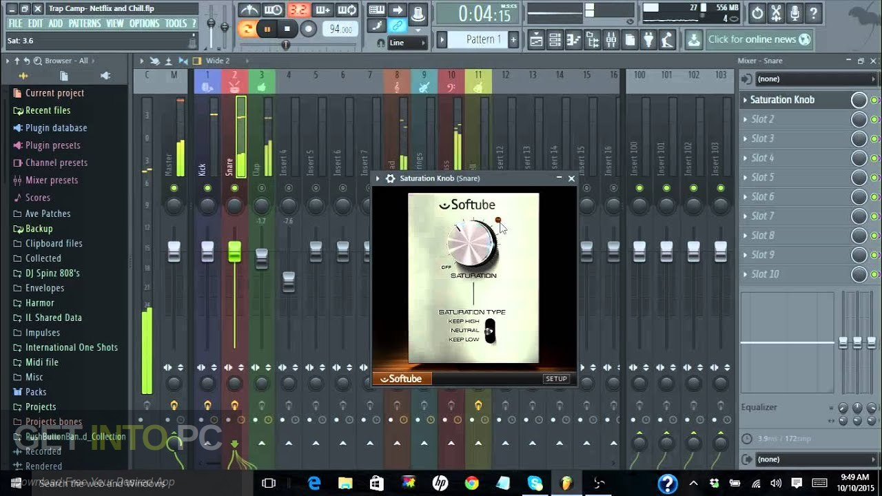 SoftTube - Saturation Knob VST Offline Installer Download-GetintoPC.com