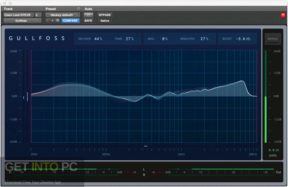 Soundtheory - Gullfoss VST Latest Version Download-GetintoPC.com