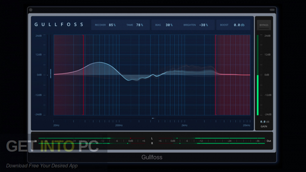 Soundtheory - Gullfoss VST Offline Installer Download-GetintoPC.com