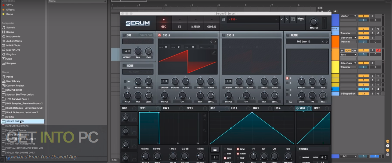 Splice Sounds Virtual Riot Serum Presets for PRESET JUNKIES Latest Version Download