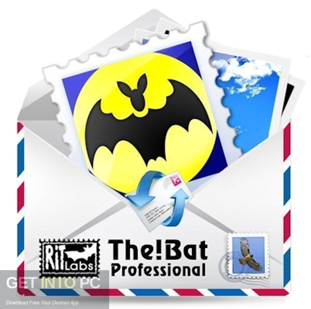 The Bat! Professional Edition 2019 Free Download-GetintoPC.com