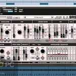 Togu Audio Line TAL-BassLine 101 VST Free Download
