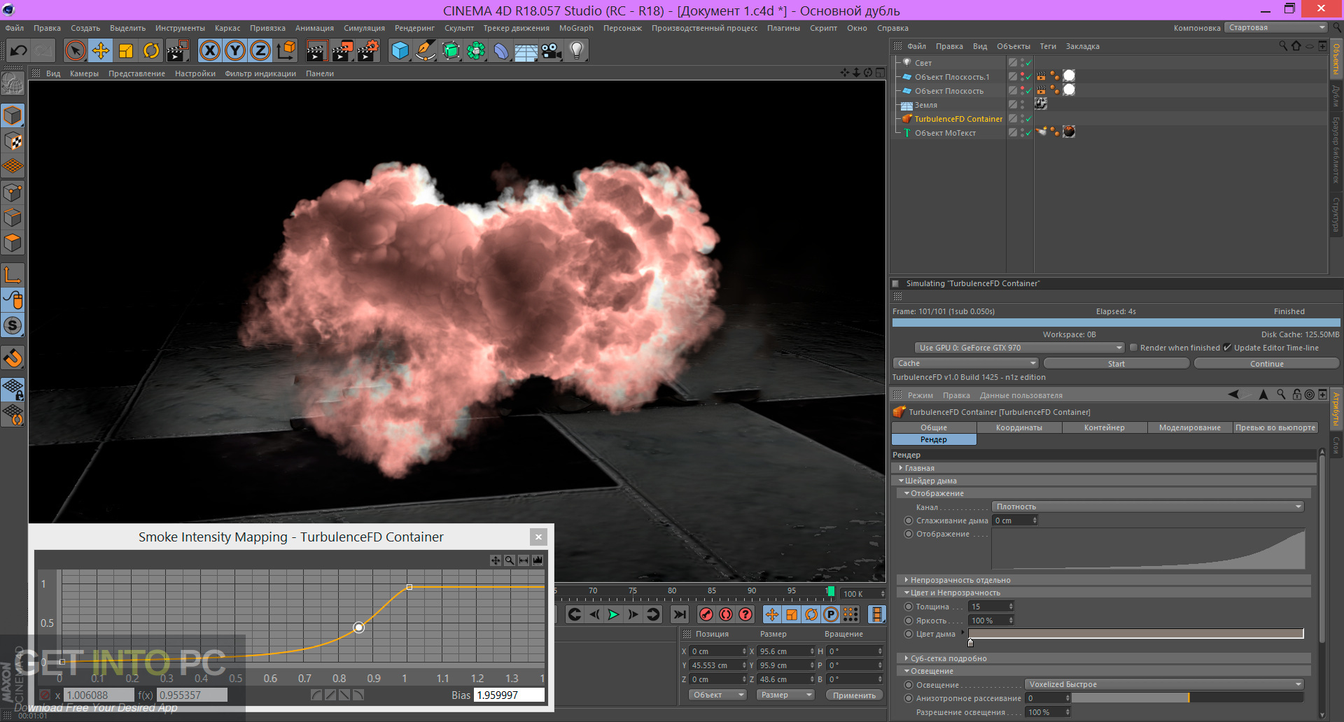 TurbulenceFD 2018 for Cinema4D Direct Link Download-GetintoPC.com