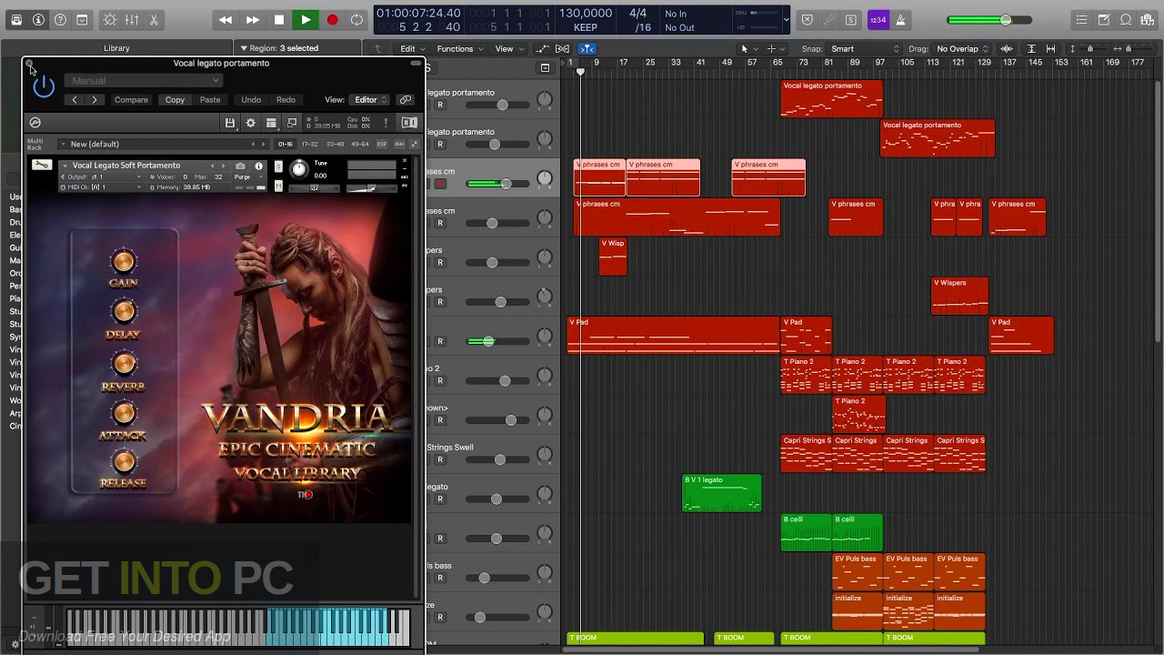 Vandria Epic Cinematic Vocal Library KONTAKT Offline Installer Download-GetintoPC.com