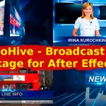 VideoHive – Broadcast News Package for After Effects