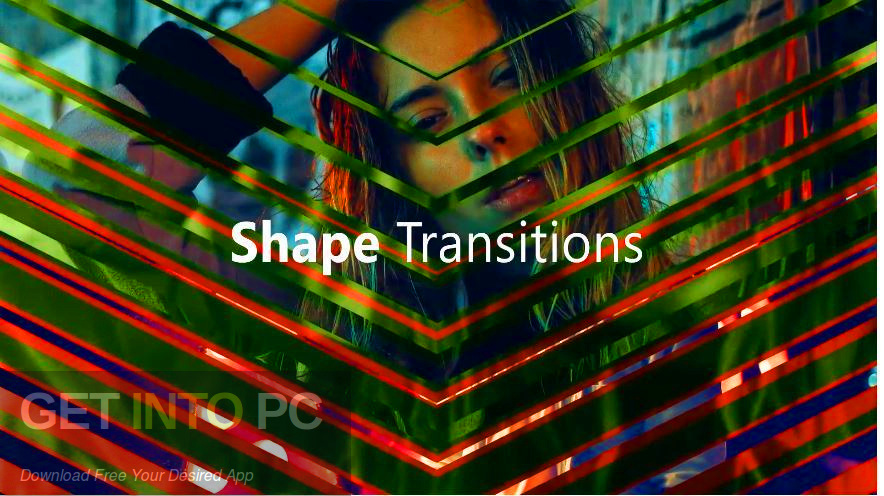 VideoHive - Seamless Transitions for Premiere Pro Latest Version Download-GetintoPC.com