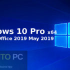 Windows 10 Pro x64 RS5 incl Office 2019 May 2019 Free Download-GetintoPC.com