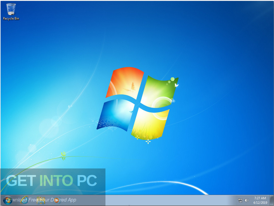 Windows 7 AIl in One 32 64 Bit ISO May 2019 Latest Version Download-GetintoPC.com