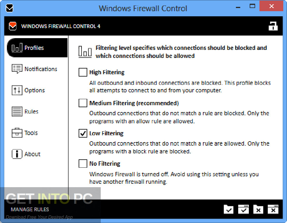 Windows Firewall Control 2019 Direct Link Download-GetintoPC.com