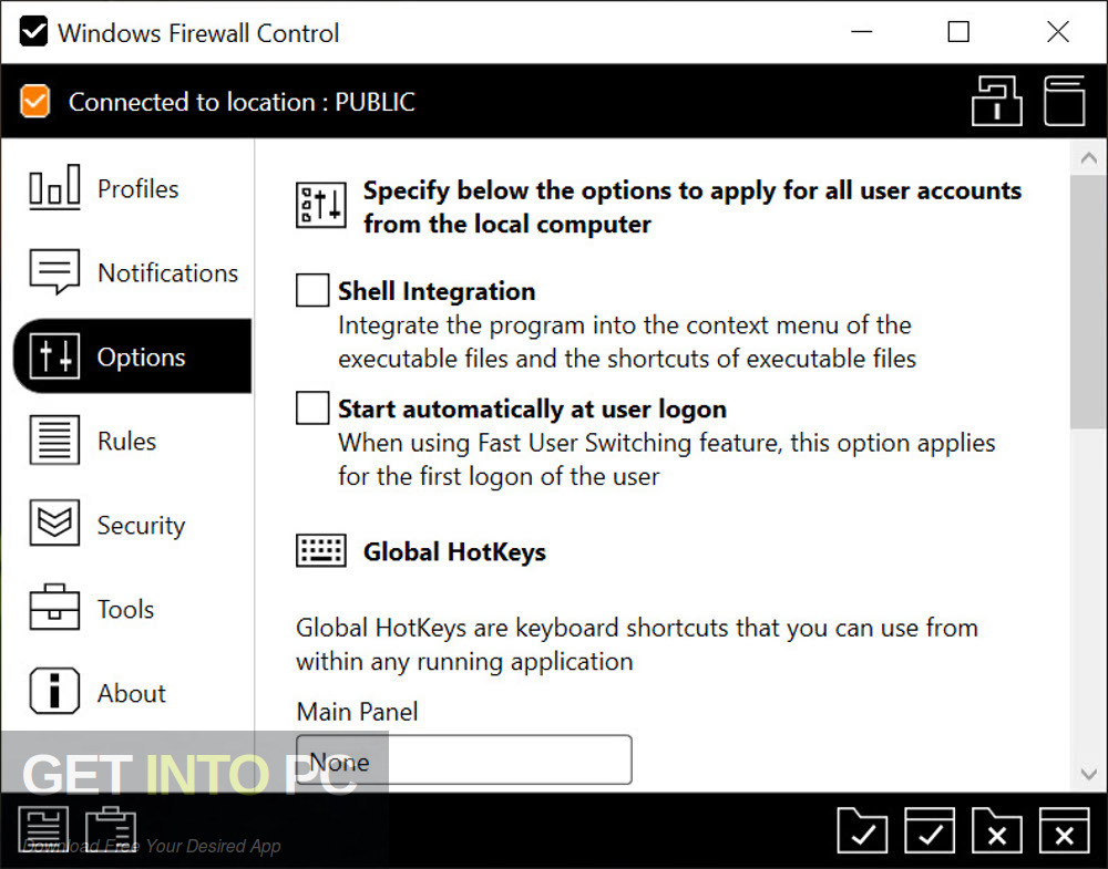 Windows Firewall Control 2019 Latest Version Download-GetintoPC.com