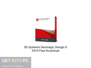 3D Systems Geomagic Design X 2019 Free Download