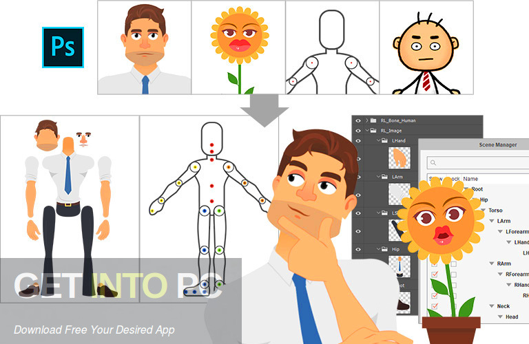 Cartoon Animator 4.0 Pipeline + Resource Pack Direct Link Download-GetintoPC.com