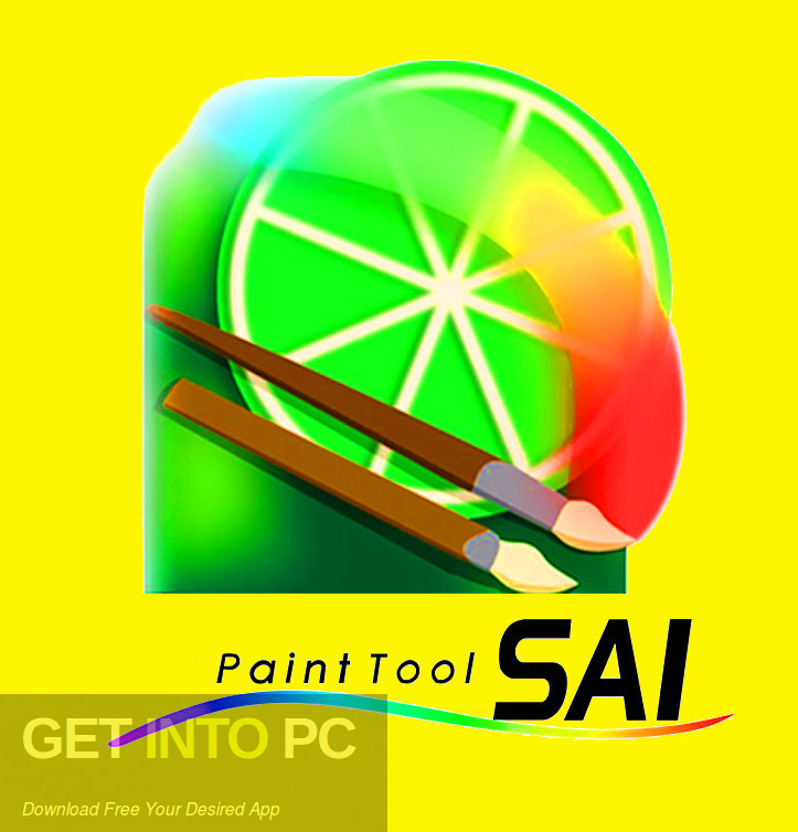 Easy Paint Tool SAI 2 2017 Free Download-GetintoPC.com