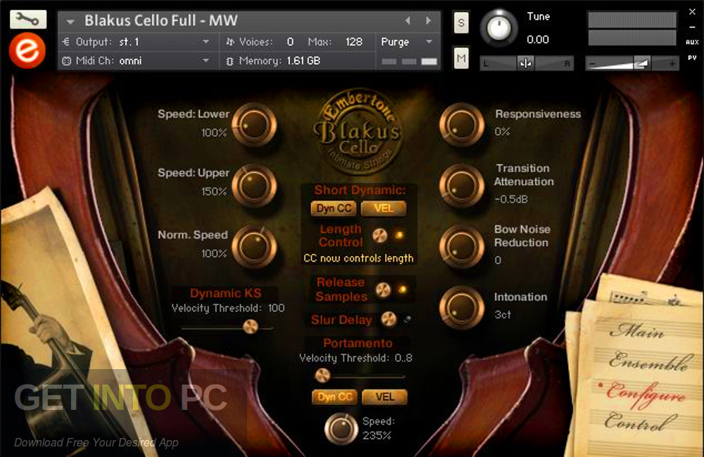 Embertone - Blakus Cello (KONTAKT) Offline Installer Download-GetintoPC.com
