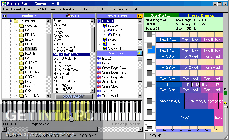 Extreme Sample Converter 2011 Latest Version Download-GetintoPC.com