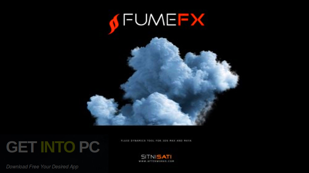FumeFX for Maya 2016 Free Download-GetintoPC.com