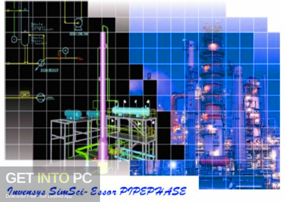 Invensys SimSci-Esscor PIPEPHASE Direct Link Download-GetintoPC.com