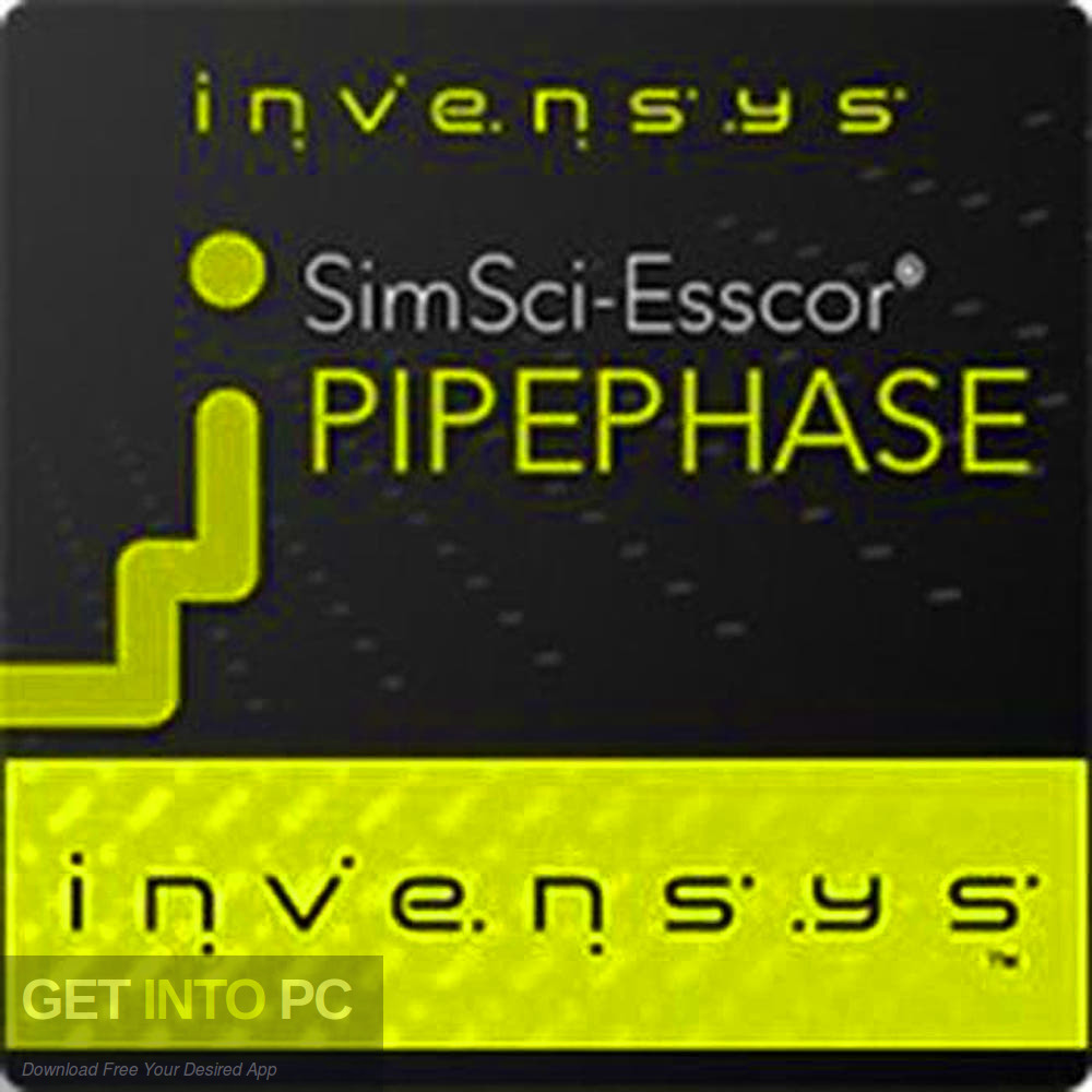 Invensys SimSci-Esscor PIPEPHASE Free Download-GetintoPC.com