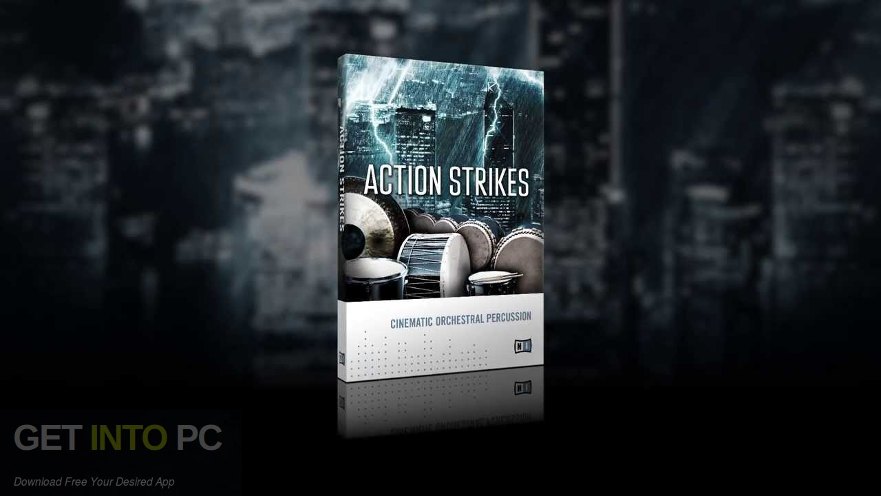 Native Instruments - Action Strikes (KONTAKT, NKI, NKX) Free Download-GetintoPC.com
