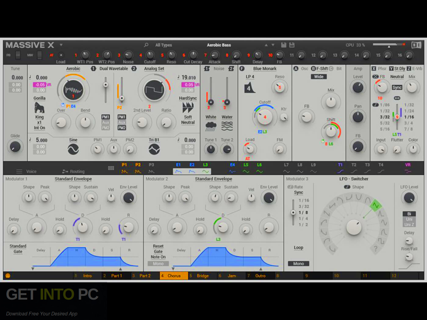 Native Instruments - Massive X VST Direct Link Download-GetintoPC.com