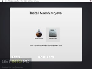Niresh MacOS High Sierra Hackintosh DMG Free Download