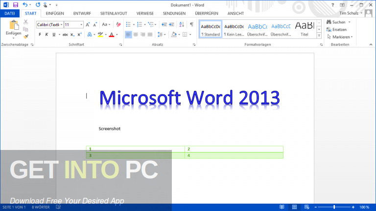 Office 2013 Professional Plus June 2019 Direct Link Download-GetintoPC.com