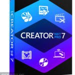 Roxio Creator NXT Pro 7 + Content 2019 Free Download